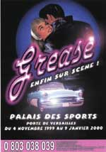 Grease à Paris ©DR