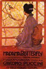 Madame Butterfly ©DR