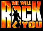 We Will Rock You ©DR