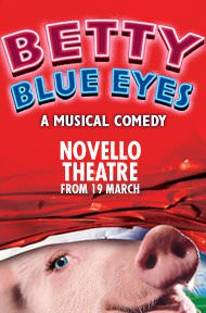 betty blue eyes poster