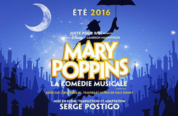 auditions pour mary poppins montr al. Black Bedroom Furniture Sets. Home Design Ideas