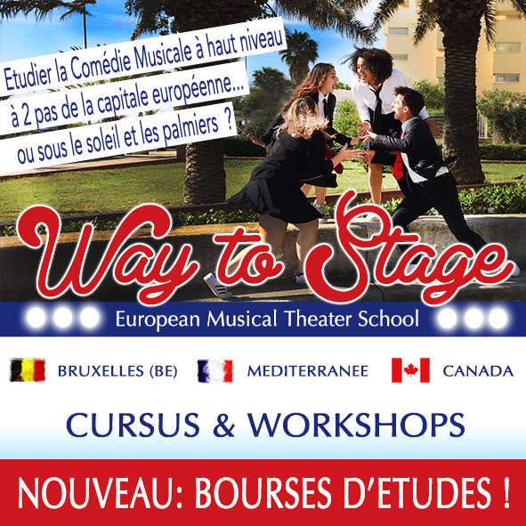 Publicité Way To Stage