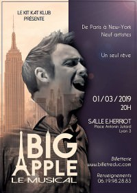 Big Apple, le musical